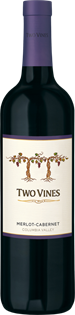 Two Vines Merlot Cabernet 2014 1.50l